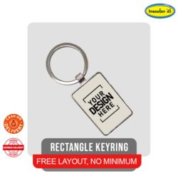Rectangle KEYRING Thumbnail